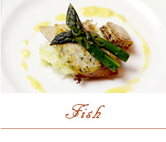 Fish 魚料理